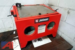 Job Smart Table Top Abrasive Sandblast Unit