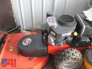 Kawasaki Field and Brush Mower