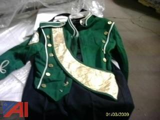 West High School Band Uniforms
