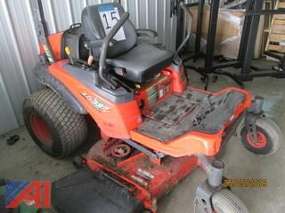 "Kubota Z-Turn 60"" Deck Mower"