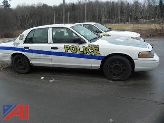 2006 Ford Crown Victoria 4 Door/Police Interceptor