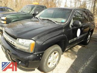 #2 2003 Chevy Trailblazer SUV