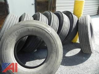 11R22.5 Goodyear Tires
