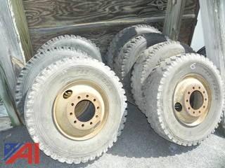 12R22.5 16PR Tires