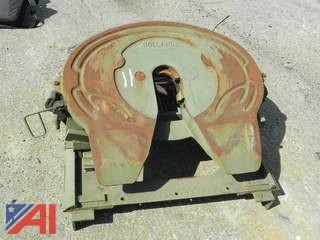 Holland 5th Wheel Top Plate/ Military