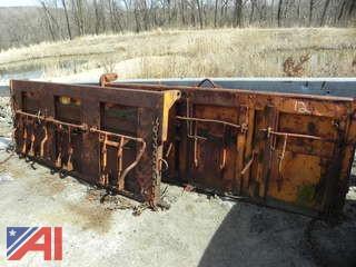 Dump Truck Tail Gates