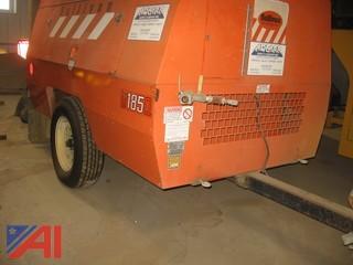 1998 Sullivan D185Q Air Compressor