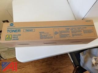 New Yellow Copier Toner