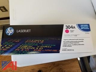 New Magenta HP Laser Jet Toner