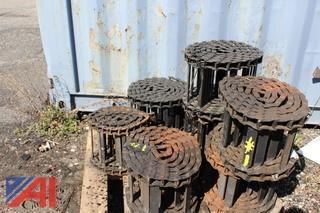 Sander Chains for Spreader