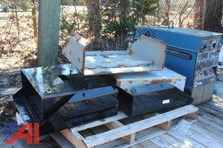 Salt Spreader Engine Mounts