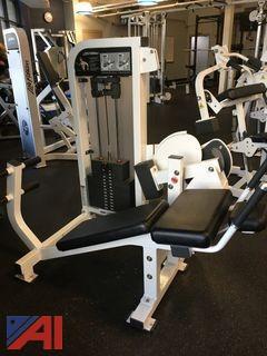 Life Fitness - Abdominal Crunch