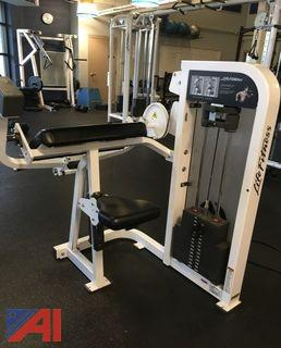 Life Fitness - Biceps Curl