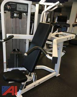 Life Fitness - Shoulder Press Machine