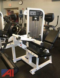 Life Fitness - Seated Leg Curl Machine