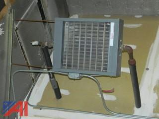 Beacon/Morris Horizontal Steam/Hot Water Unit Heater