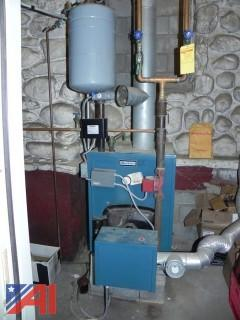 Burnham Steam Hot Water Heater