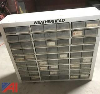 Weatherhead Bolt Screw Tray