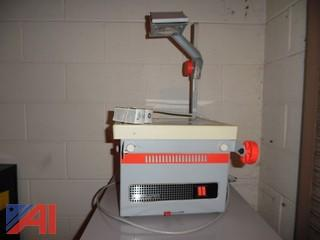 Apollo Overhead Projector with (2) Bulbs