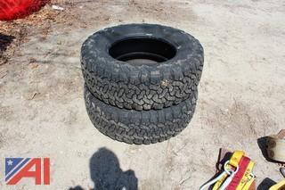 265/70/R17 BF Goodrich Tires