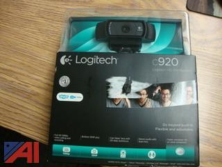 (#1510) Logitech C920 HD Pro Webcam