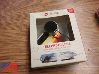 (#1516) Ollo Clip Telephoto Lens For Mobile Phone