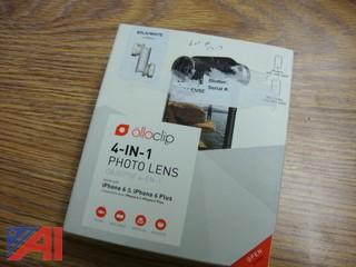 (#1517) Ollo Clip 4-1 Photo Lens For Mobile Phone