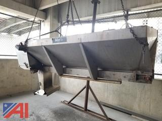 8' Air Flow Stainless Steel Spreader