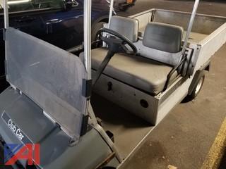 2004 Club Car Carry All 2 Dump Golf Cart