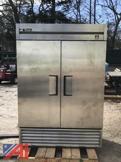 True TS-49 Reach In Refrigerator