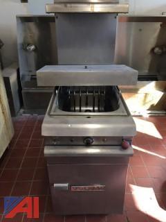 Vulcan Deep Fryer