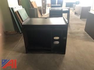 Computer Printer Table