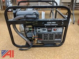 Gen Pro - 5000 Watt Diesel Generator