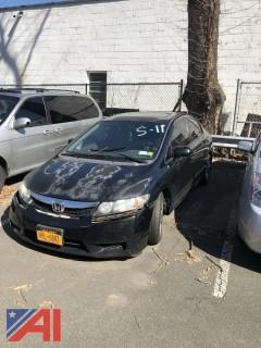2009 Honda Civic 4 Door