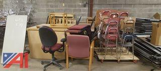 Various School Furniture