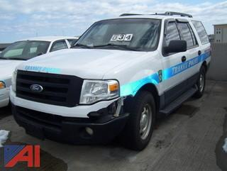 2010 Ford Expedition SUV/Emergency Vehicle