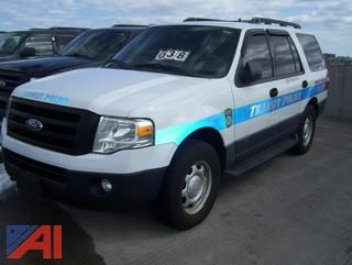 2010 Ford Expedition SUV/Police Vehicle