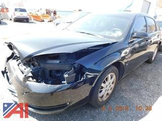 #5018 2008 Chevy Impala 4 Door