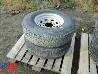 Ford Pickup Tires