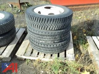 Ford F550 Truck Tires
