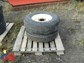 Front Tractor Tires