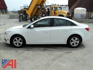 2014 Chevy Cruze 4 Door