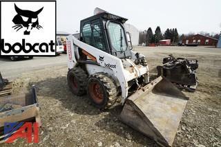1996 Bobcat 853 Skid Steer/1751