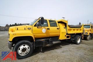 2000 GMC C8500 4-Door Dump Truck