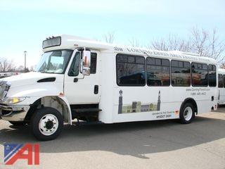 2012 GE/CO (International) Eldorado Bus with Ramp and Bike Rack
