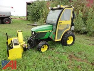 John Deere HST-LV4110 Tractor