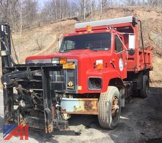 1993 International 2674 Dump Truck