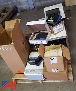 Various Office Equipment & More