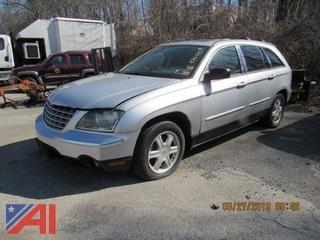2005 Chrysler Pacifica Touring SUV (Parts Only)