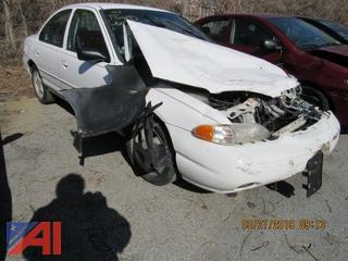 1997 Ford Contour 4 Door (Parts Only)